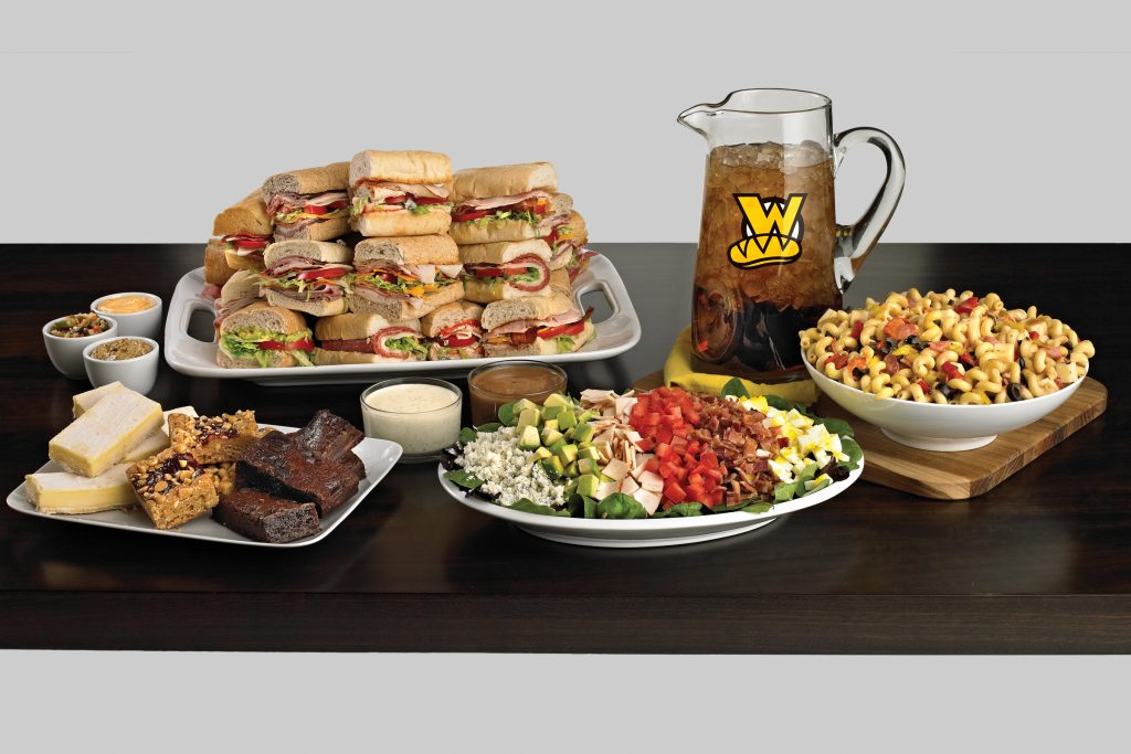 Which Wich Easy Meal