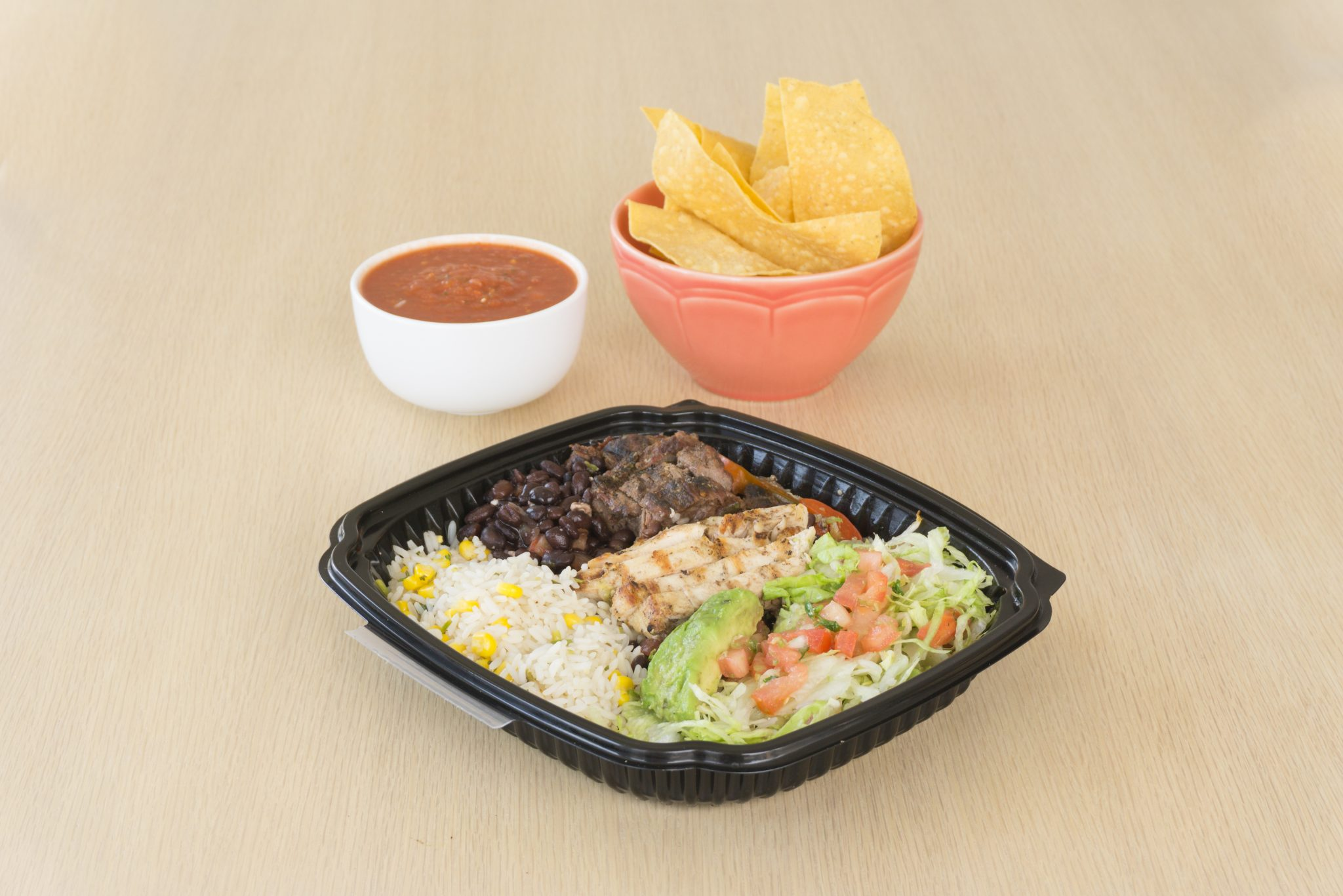 On the Border Fajita Combination Border Bowl