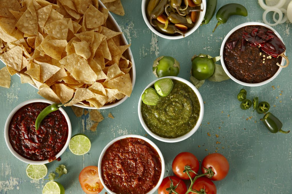 Rubio's - Salsa and Chips