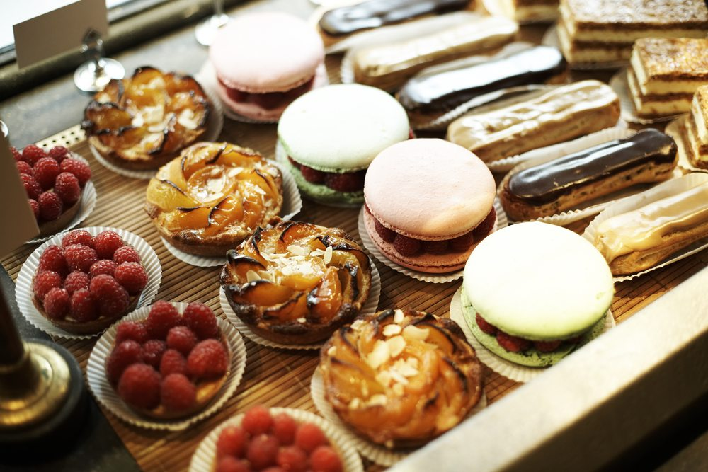 French desserts are an easy to cater French food idea