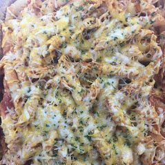 Rose's Catering - Baked Ziti