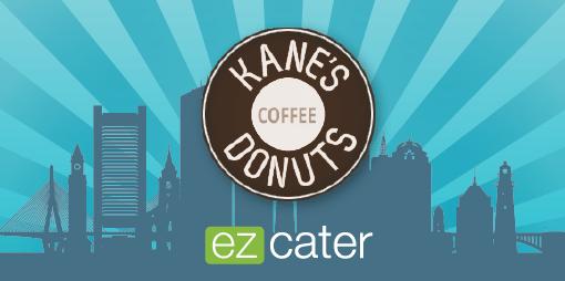 Kane's Donuts Boston Caterer