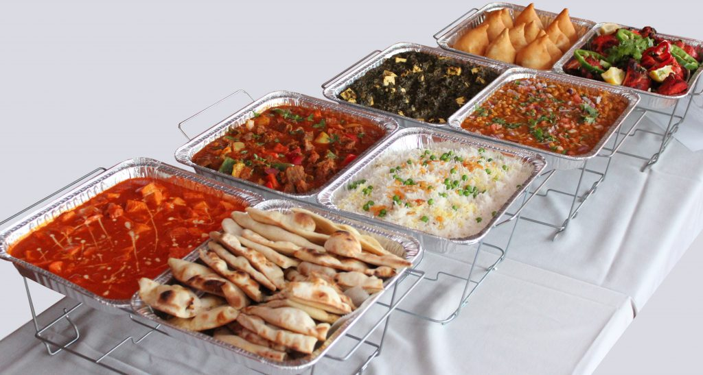 The Best Caterers: Shanti Taste of India