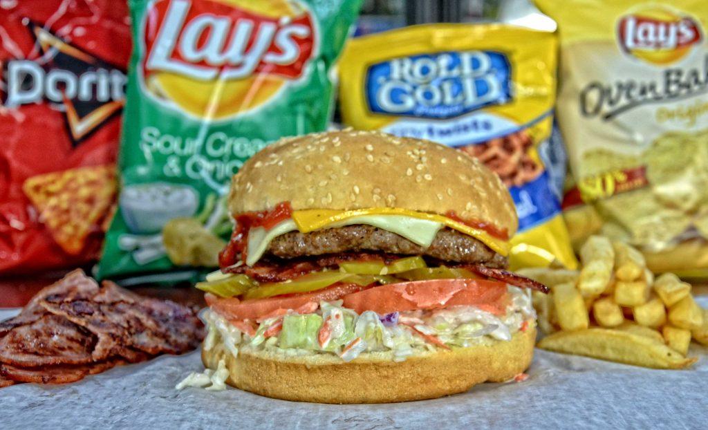 Al Basha-Bacon-Burger