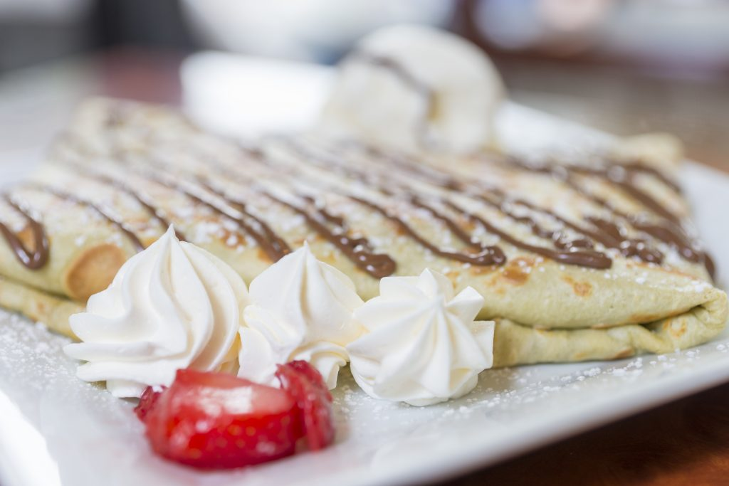 Jersey City caterer Cookies N Crepes