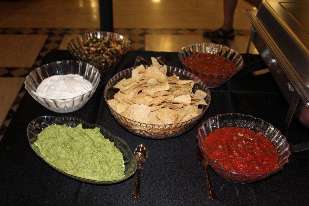 Tijuana's chips and dips