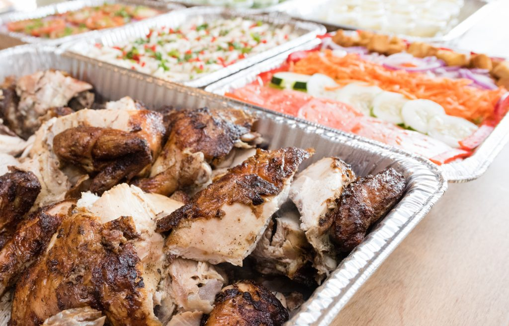 Chicken Rico catering