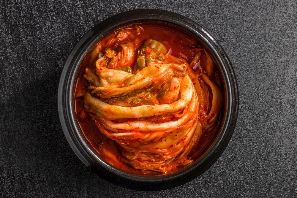 Homemade kimchi: 2018 menu trends