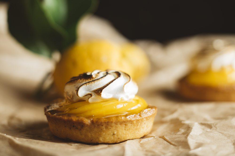 Explore making citrus tarts with new citrus fruits.