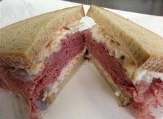 Divello's Roast Beef Sandwich