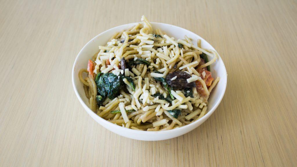 Noodles & Company Alfredo MontAmore