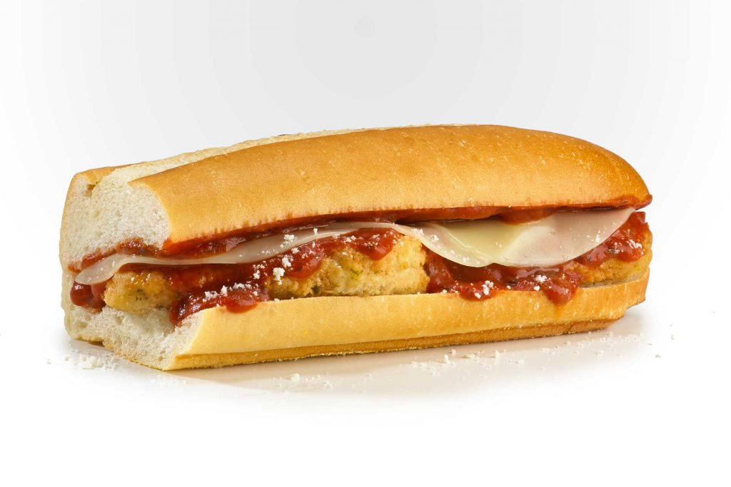 Jersey Mike's Subs Chicken Parm
