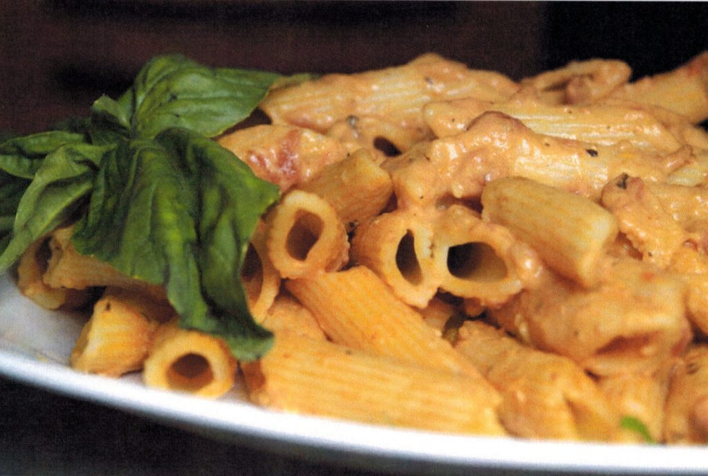 best of manhattan hillside cafe penne alla vodka