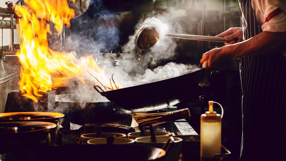 "Food infused with wok hay ""tastes intensely of itself,"" says Julia Moskin, dining reporter of the New York Times."