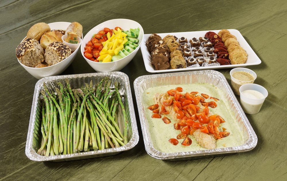 ezcater boston breakfasts catering
