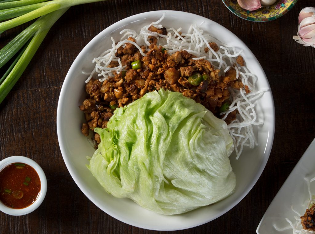 PF Changs Changs Chicken Lettuce Wraps