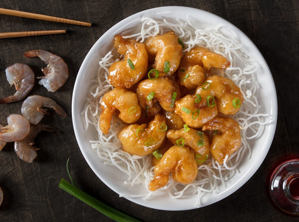 P.F. Changs Crispy Honey Shrimp