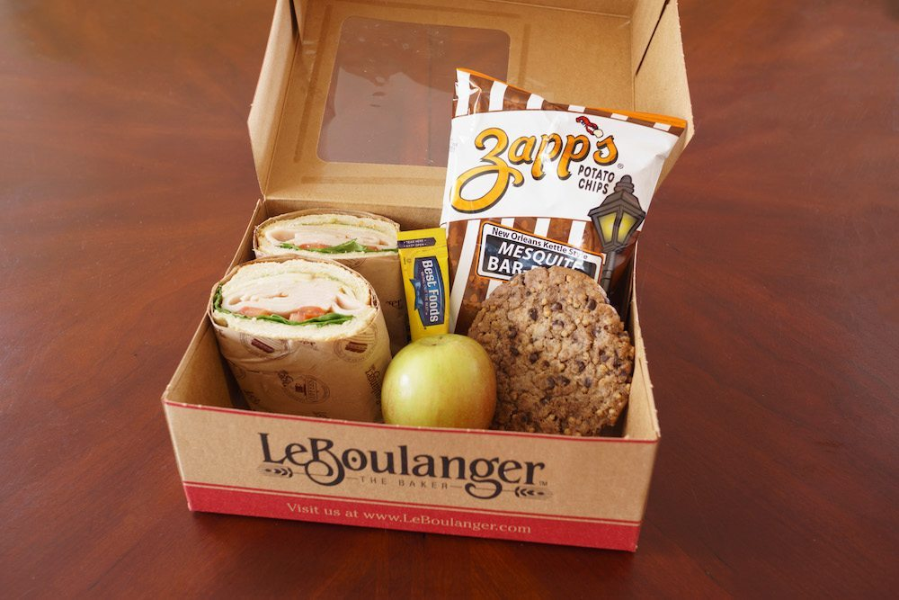 le boulanger catering, jerome dees