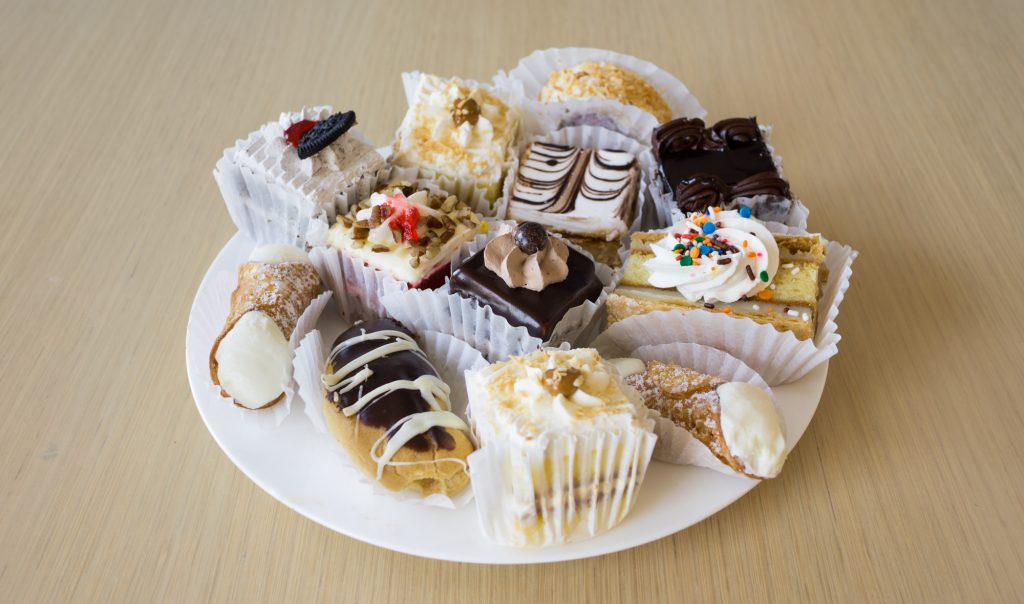 Spinelli's Catering Desserts