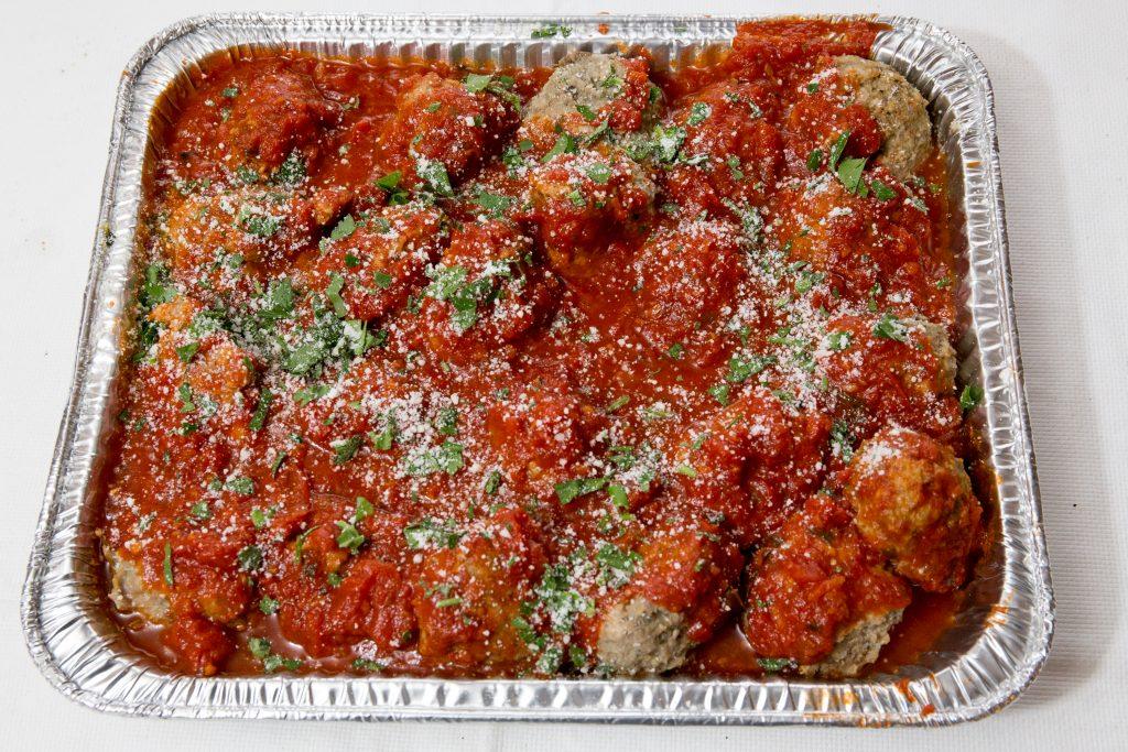 Gennaro's Eatery Homemade Meatballs