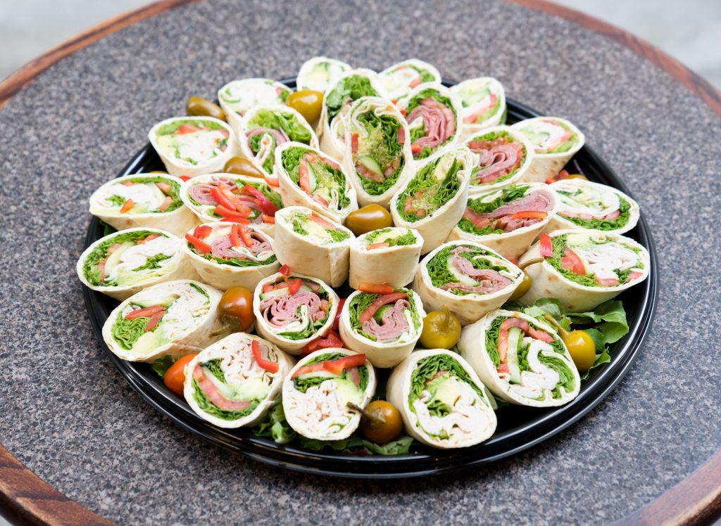Manhattan Hub Sandwich Platter
