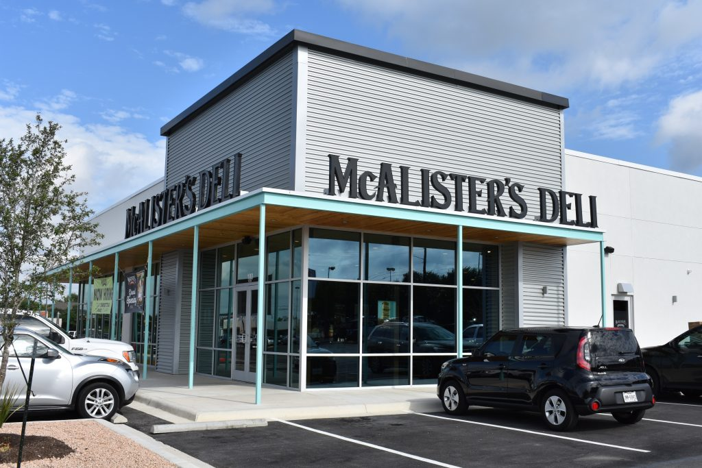 San Marcos McAlister's Deli