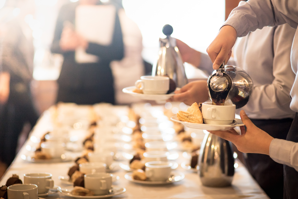 Event planning tips - breakfast catering