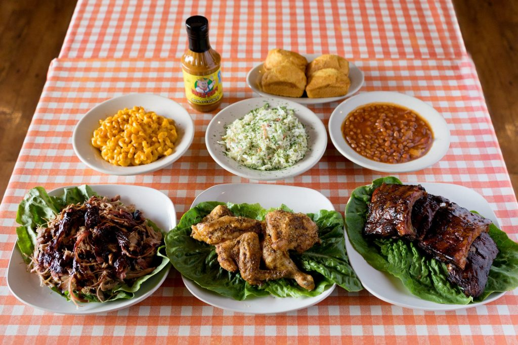 Chicago BBQ catering is a style of its own—you'll find some of best BBQ catering in Chicago.