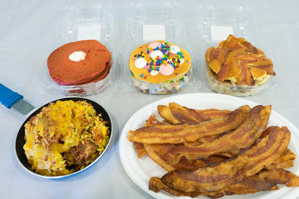 Rise and shine with this breakfast choice, from one of the 10 best breakfast caterers in Chicago.