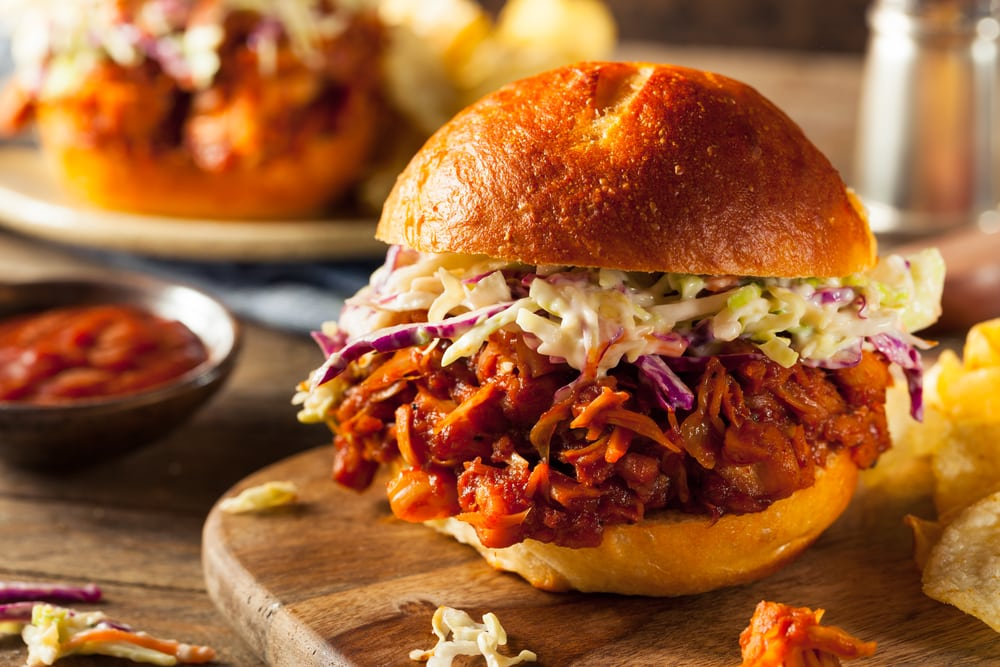 The jackfruit is relatively new on the American food scene