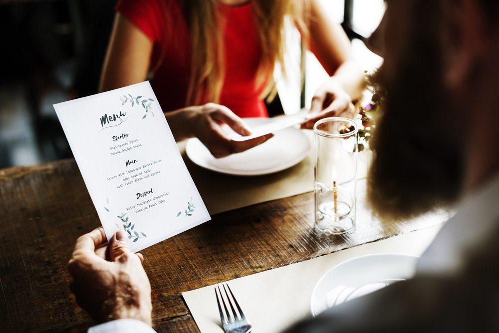 Restaurant menu software can help you engineer higher profits.