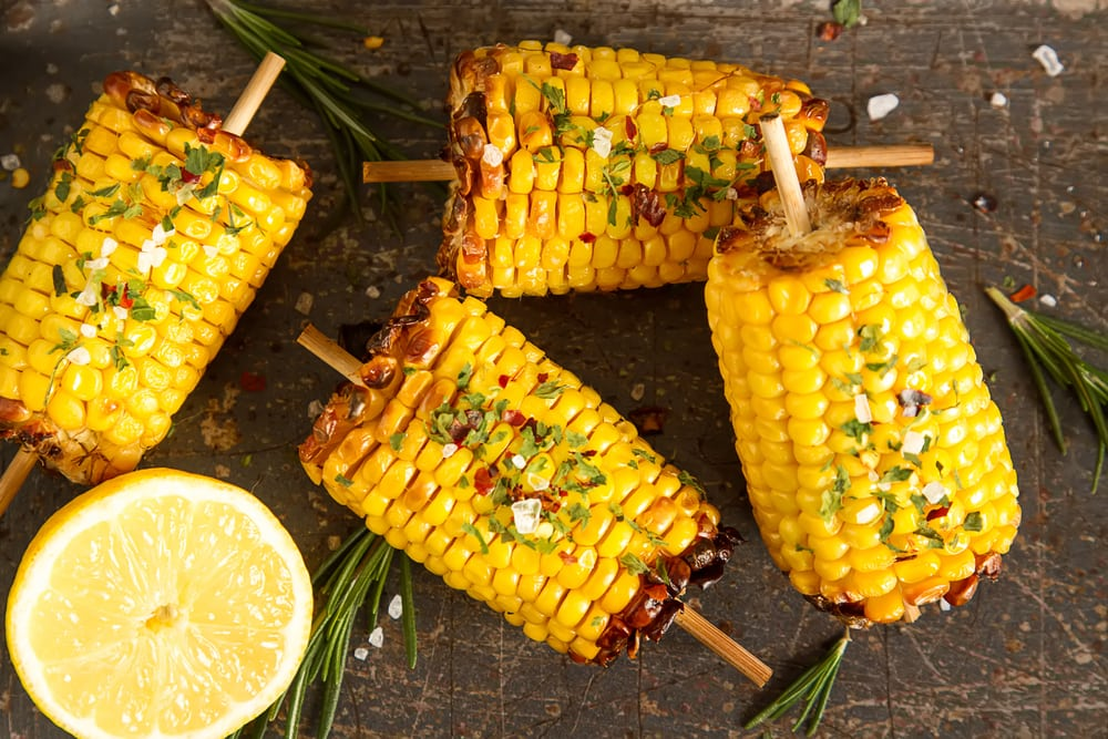 Trending summer catering ideas that add punch to every meal.