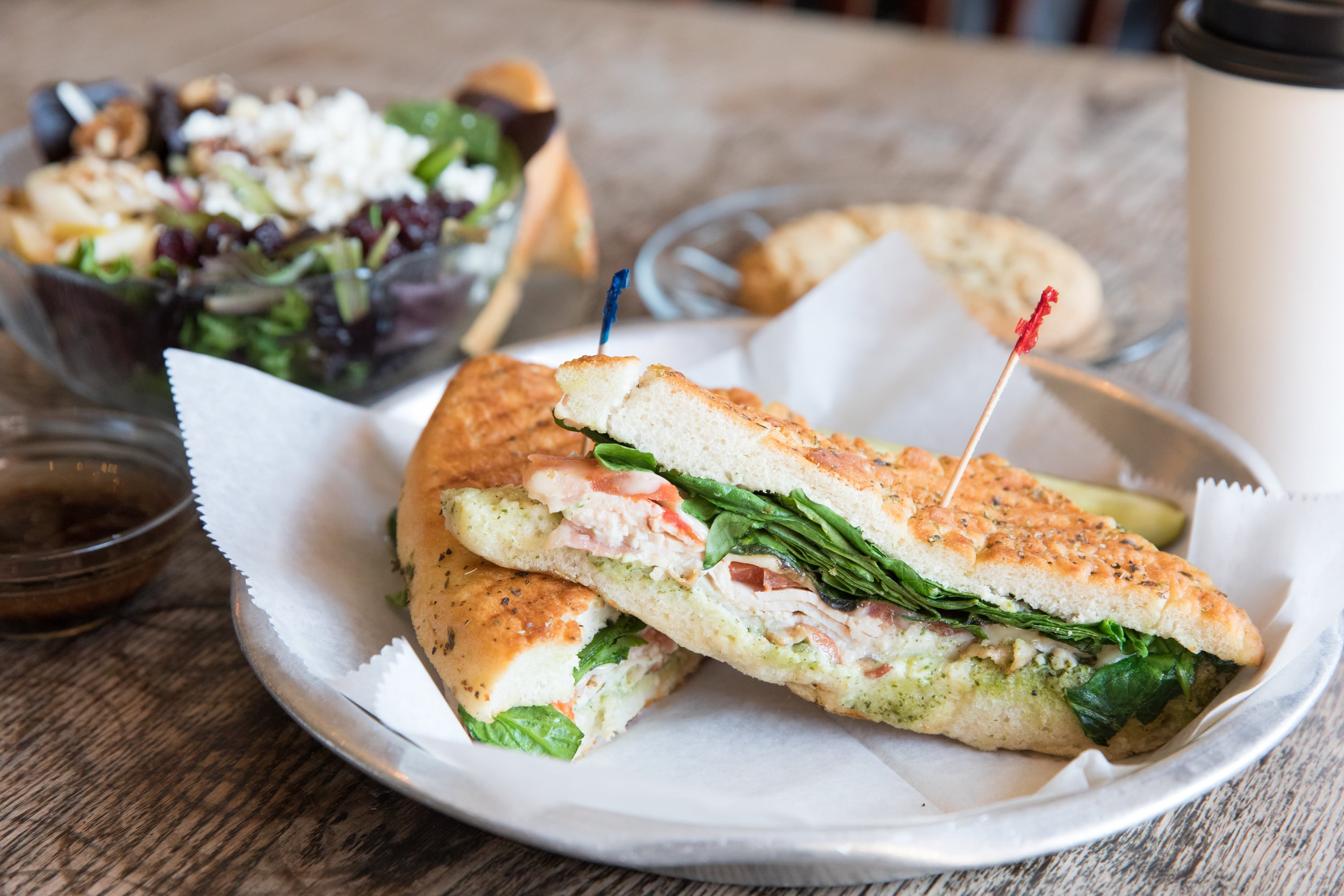 Check out this sandwich and others, all part of Chicago's best sandwich catering spots.