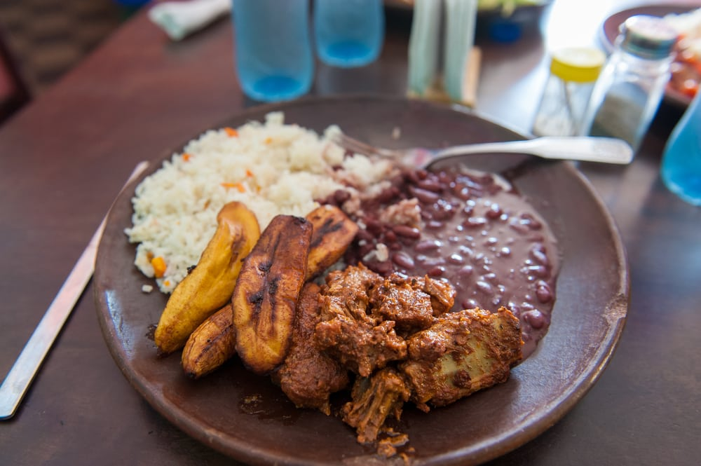Traditional Nicaraguan cuisine features plenty of barbecued meats, fresh fish, tortillas and pupusas.