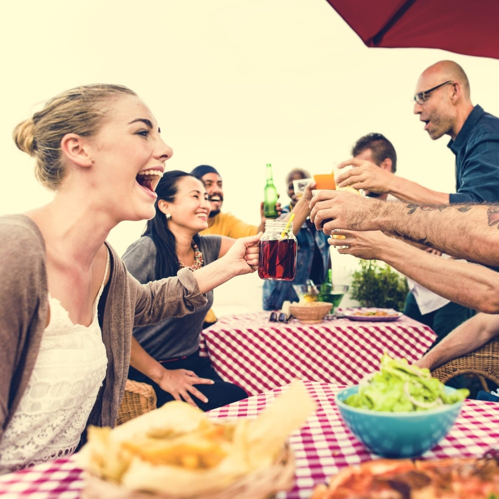 A company picnic is one of the best ideas for summer employee engagement.