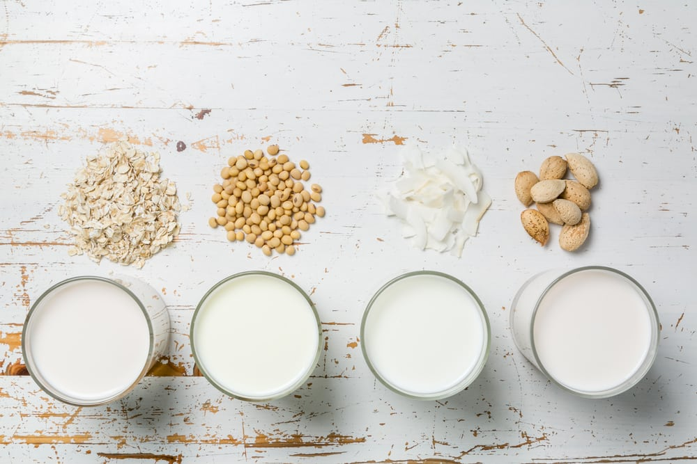 Milk with your burger? With new protein alternatives to meat and dairy, it's now a vegan treat.