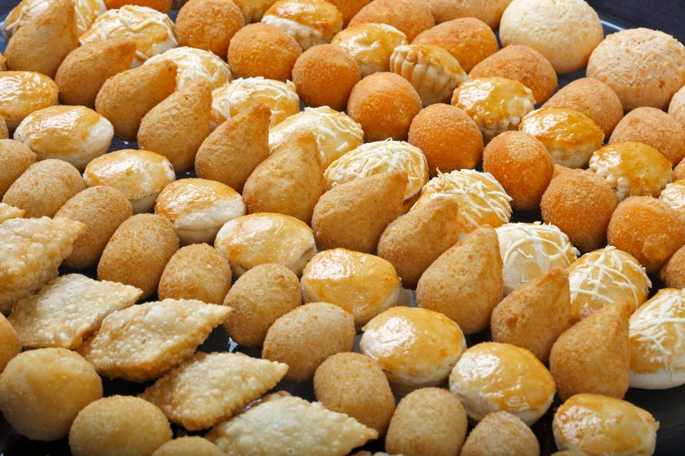 There's a vast range of traditional South American foods to try.