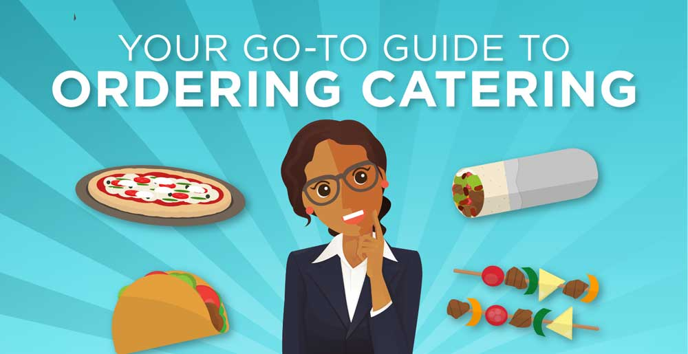 How to order the right catering portions