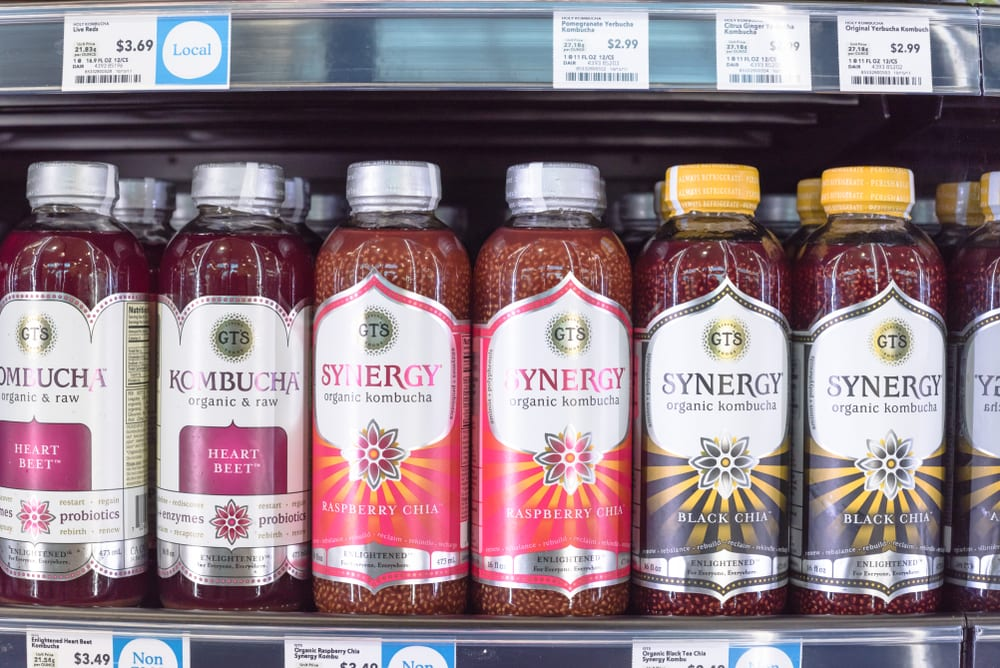 While bottled kombucha can be found in nearly every supermarket, it's surrounded by a host of myths.