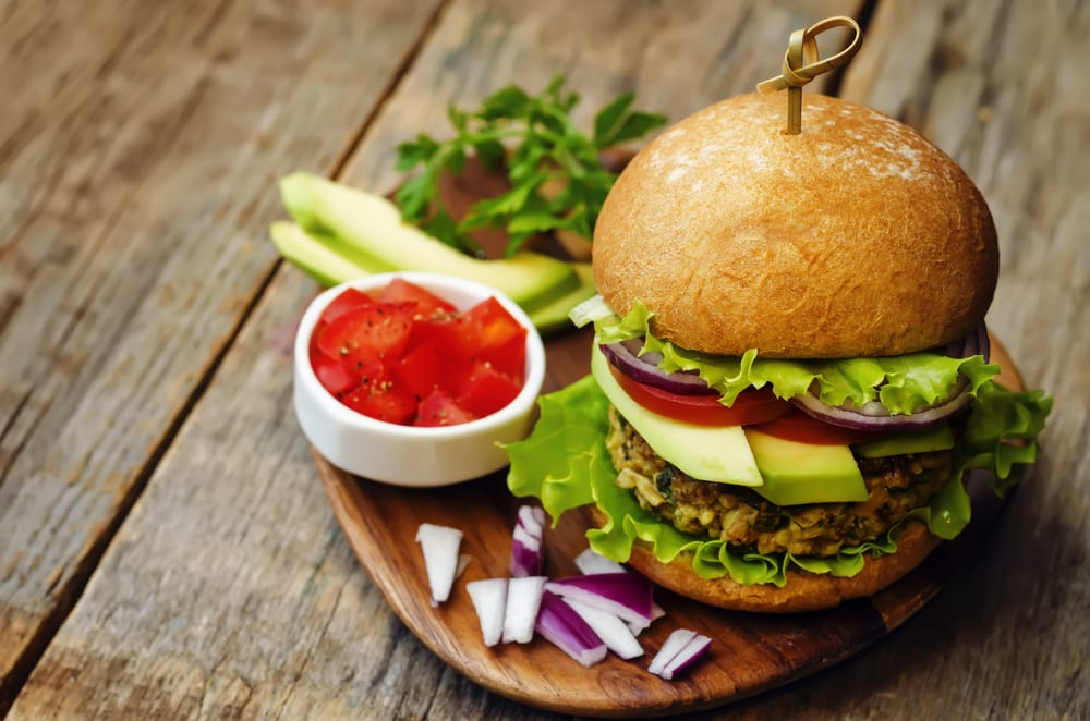Food trends for millennials in the workplace: Motherless meats and plant-based dishes