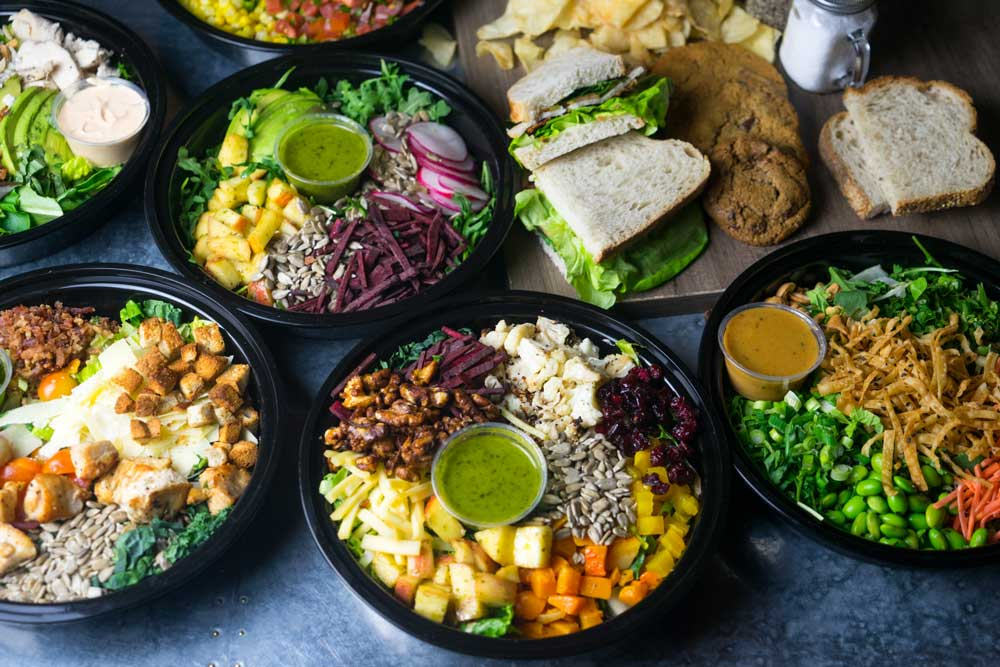 Whether you want spicy Korean burritos, Okinawan taco rice bowls, or just an exquisite sandwich, we've got some of the best restaurants catering to offices in Minneapolis.