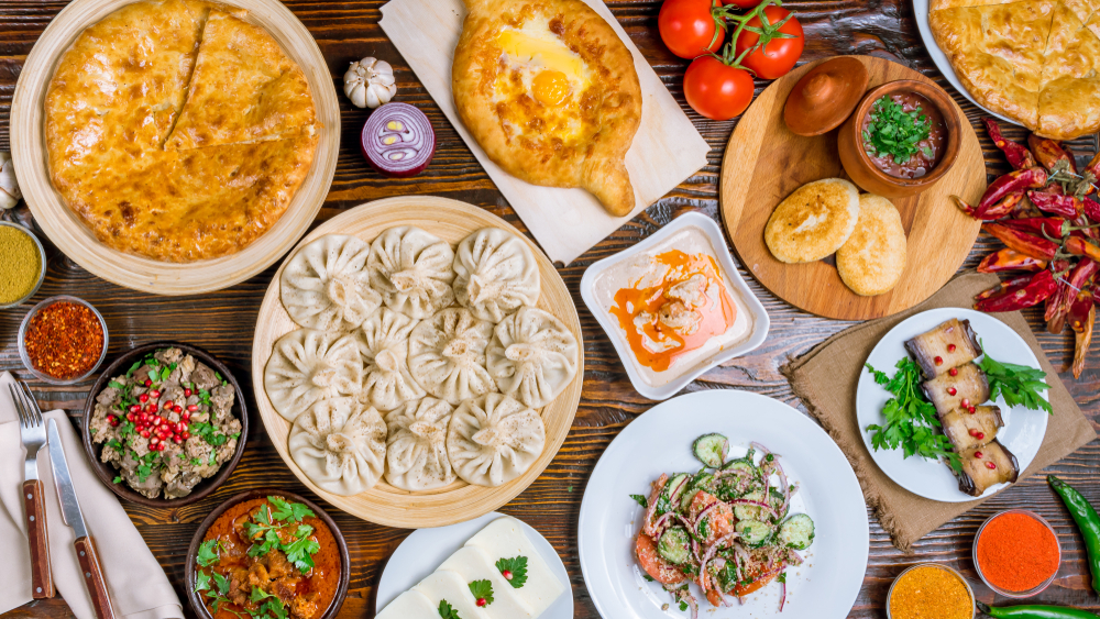 If you need a homey catered meal that is going to conjure your grandmother's apron strings, try Eastern European food; here are 6 foods from Russian, Polish, and Eastern European cuisines.