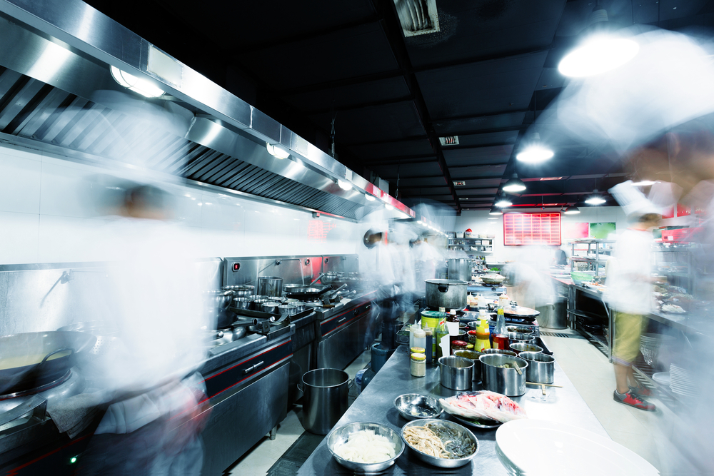 When you launch your catering program, you can't just take over some hidden kitchen corner of your restaurant; learn how to reconfigure your restaurant facilities to accommodate your catering business.