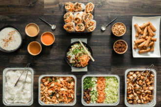 Thai Lunch Options