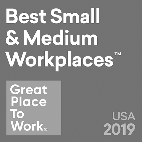 Great Place to Work 2019 Best Small and Medium Workplaces