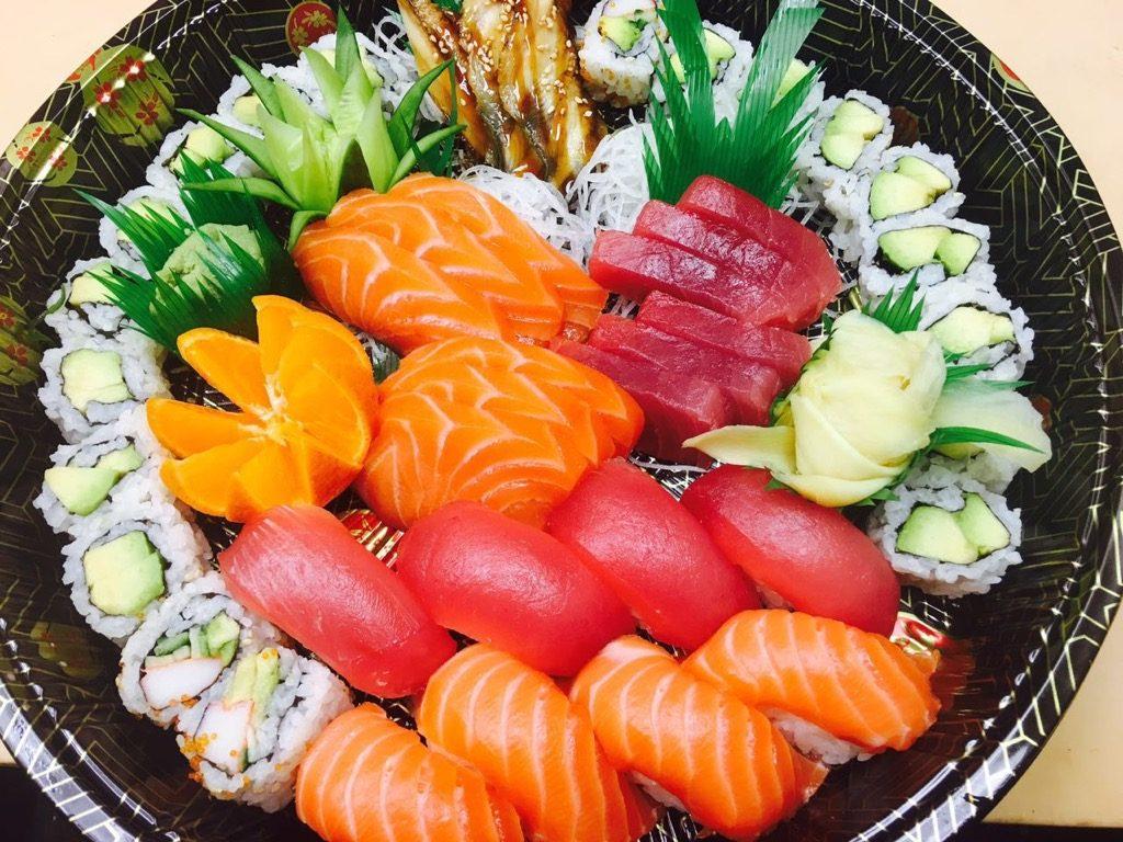 North End Fish Sushi